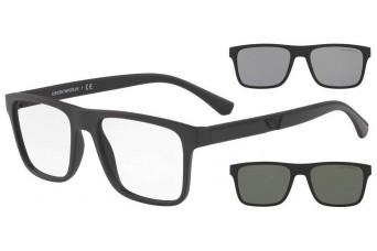 Солнцезащитные очки Emporio Armani EA 4115 58011W