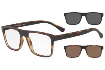 Солнцезащитные очки Emporio Armani EA 4115 58021W