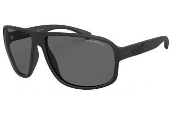 Солнцезащитные очки Emporio Armani EA 4130 504281